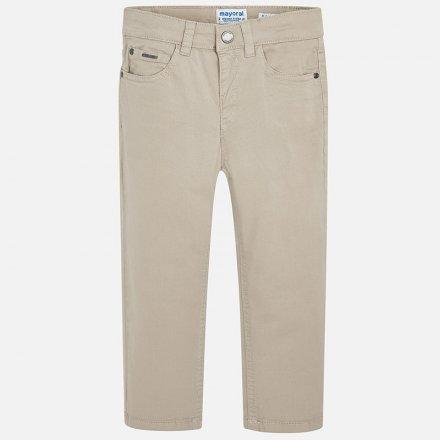 Chlapčenské nohavice s nastaviteľným pásom