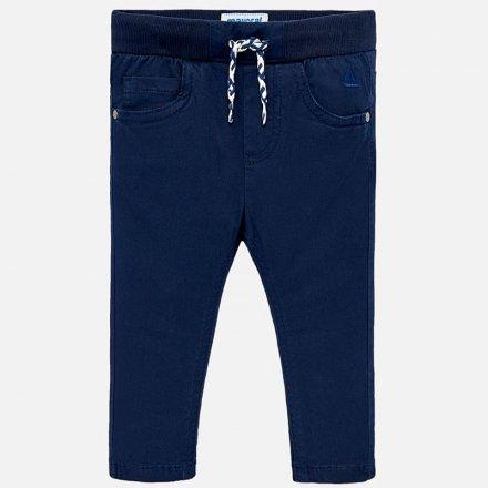 Chlapčenské  džersejové nohavice