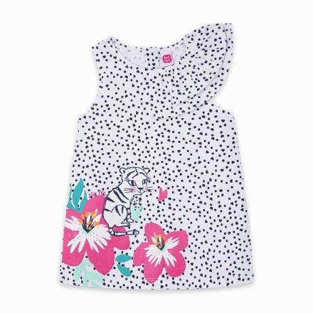 Dievčenské letné šaty