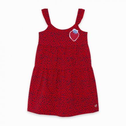 Dievčenské šaty na ramienka