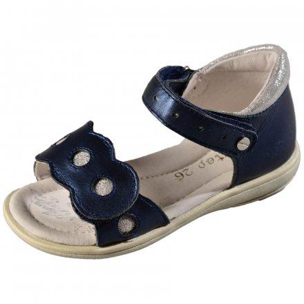 Dievčenské sandálky 1