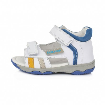 Chlapčenské sandále-White