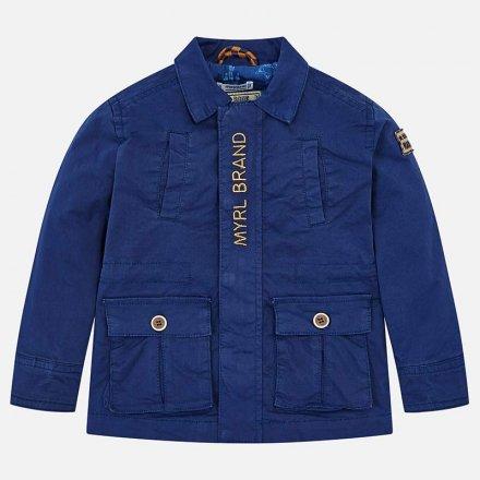Chlapčenský prechodný kabát