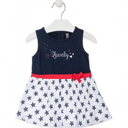 e4fe62e60864 Dievčenské džersejové letné šaty