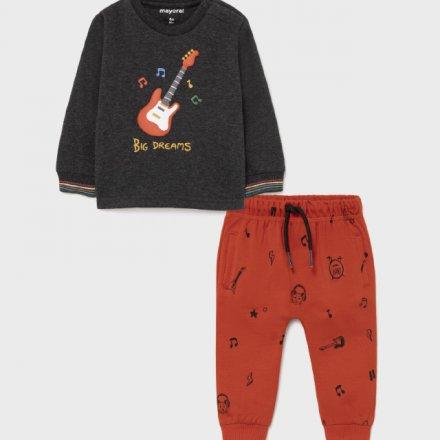 Chlapčenská tepláková súprava mikina a nohavice