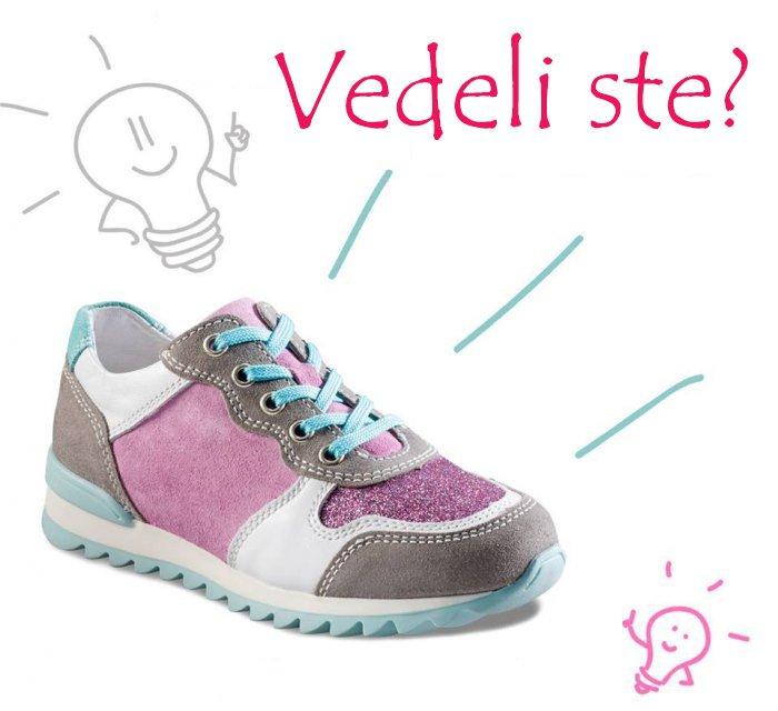 Kvalitná obuv pre zdravé nôžky